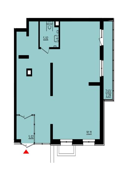 макет помещения
