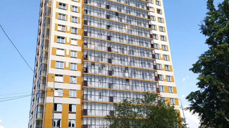 Дом по ул. Сабан 5Бв ЖК «МАНГО» поставлен на кадастровый учет