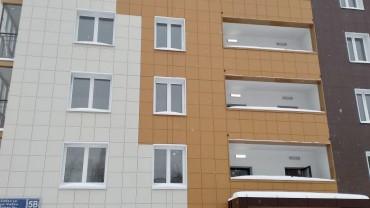 Дом по ул. Сабан 5В  ЖК «МАНГО» поставлен на кадастровый учет